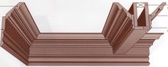 Wainscoting, Base Boards, Ceiling Beams, Ceiling Tiles, Crown Molding