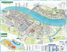 Shanghai Expo Masterplan.