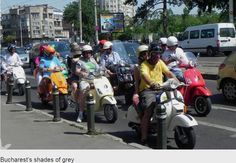 Bucharest's shades of grey | Secret Romania