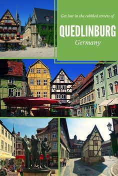 A visit to the town of Quedlinburg, situated just north of the Harz mountains in the Saxony-Anhalt region of Germany, is like stepping back in time into the pages of a child's pop-up storybook. Its narrow cobblestone streets are lined with over 1300 half-timbered houses and in 1994 the town was designated a UNESCO World Heritage Site. It has had a colourful history going back as far as the 10th century when it was ruled by King Heinrich I who is credited with being the founder of medieval…