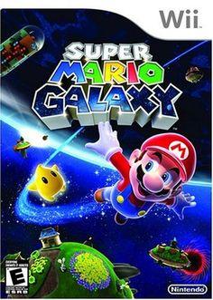 Super Mario Galaxy - #galaxy, Mario, Super