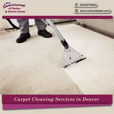 Get affordable and professional carpet cleaning services only from here. We at Carbo Cleaner are the leading name in this industry that offer carpet cleaning services to make your carpet clean. If you would like to know more about our services, visit our website now! #CarpetCleaningDenver #CarpetCleaningServices Commercial Carpet Cleaning, Professional Carpet Cleaning, How To Clean Carpet, Restoration, Home Appliances, Cleaning Services, Website, House Appliances, Housekeeping