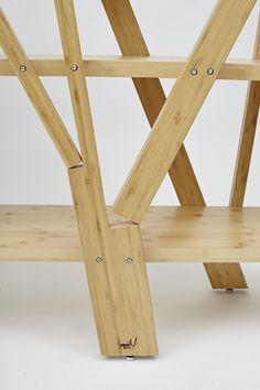Estante Floresta // design Paulo Alves // photo Victor Affaro