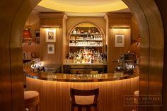 Hôtel 9Confidentiel - Paris - Agence En Place - www.enplace.fr - Station cocktail - Mise en place - Agencement bar