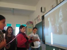 Video conference Spain-Poland to celebrate Christmas.