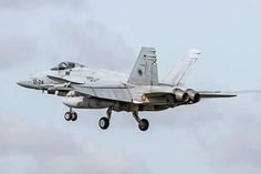 Spanish Air Force McDonnell-Douglas EF-18A+ Hornet