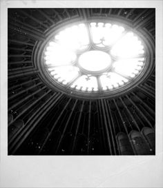 Rotunda of The Healey, the neogothic building I've lived in for the past 10 years here in Downtown Atlanta. Can you see what attracted me?