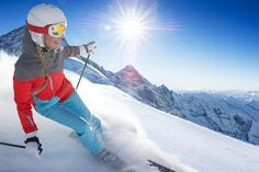 skiing to download