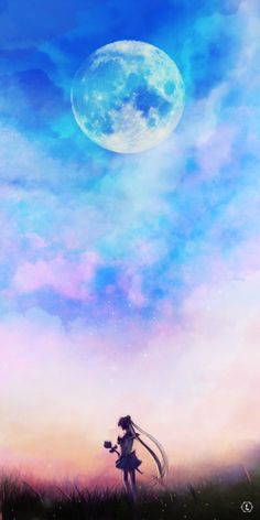 twilight moon. by sugarmints.deviantart.com on @deviantART