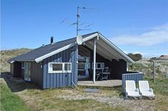 Fjordbjerrevej 5, 6960 Hvide Sande - Dejligt feriehus, 3000 m2 naturgrund, mellem hav og fjord #hvidesande #fritidshus #boligsalg #selvsalg