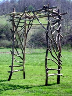Arbor - Click image to find more Gardening Pinterest pins