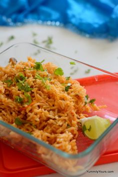 Simple One Pot Tomato Pulav / Pilaf Serves 3-4. 1 cup long grain basmati rice 3/4 cup onions chopped lengthwise 1/2 cup green bell peppers chopped into juliennes 1/4 cup chopped mushrooms (Optional. Can eliminate or substitute with tofu/paneer) 1 cup tomatoes chopped into juliennes 4 T oil 2 cups water // 1/4 cup grated fresh or frozen coconut 3-4 pods garlic 1/4 inch cinnamon 1 inch peeled fresh ginger 1 1/2 tbsp fennel seeds 2-3 green chilies 1/4 cup chopped tomatoes Water to blend