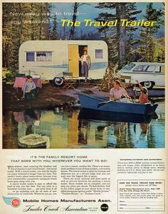 The Travel Trailer, 1960