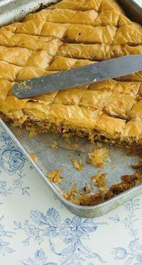 Recette de baklava aux pistaches - L'EXPRESS