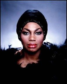 Leontyne Price...What can I say about this beautiful queen?  Without a doubt one of the most powerful amazing sopranos not only in the USA, but in the world.  She broke down so many barriers for African American opera singers.  We owe her a great deal! greg_hinex
