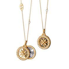 Diamond Gate Necklace @ L.V. Harkness