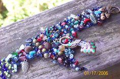 Hera's Horse Cuff Bracelet by OfBrushandNeedle on Etsy, $60.00