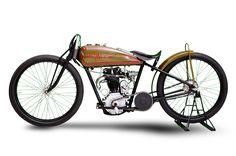 1926 Harley Davidson SA Pea Shooter
