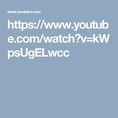 https://www.youtube.com/watch?v=kWpsUgELwcc