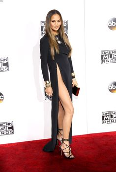 The 10 Best Looks From the 2016 American Music Awards Photos | W Magazine