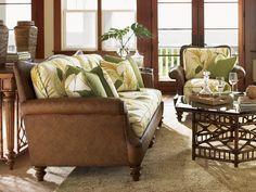 Hamilton Sofa, Tommy Bahama furniture