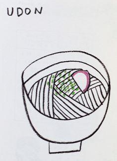 Yoshiko Noda: Yocci's Menu ++ via book stand
