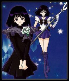 Hotaru Tomoe/Sailor Saturn