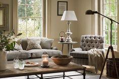 New England Winter - Living Room Furniture & Designs - Decorating Ideas (houseandgarden.co.uk)