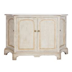 *Saw this at market - this is my favorite for your foyer Polson Cabinet, Gold - Furniture - Aidan Gray 56.5x22x37