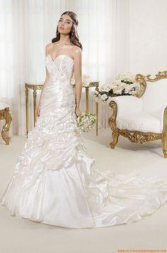 Vestido de novia Delsa P7414 Perle di Delsa 2014