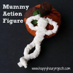 Mummy Action Figure