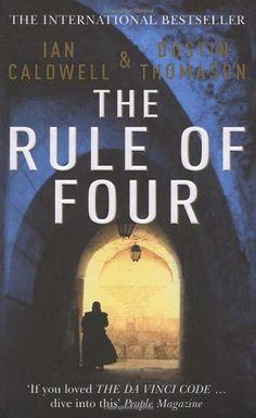 "Ian Caldwell & Dustin Thomason – ""The Rule of Four"""