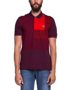 Polo Griottine - Lacoste Live  menswear f64cd35da7