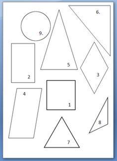 Une séance de manipulation où les élèves par pliage vont découvrir les axes de symétrie dans les figures planes les plus connues.     Le principe (détaillé dans la fiche de prép): dans une enveloppe, 9 petites figures planes par élève et 9 grandes figures pour l'enseignant.