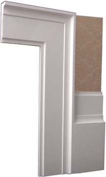 French Architectural and Decorative Mouldings, French Wall Skirting Boards, French Architraves Moulding And Millwork, Door Molding, Decorative Mouldings, Baseboard Trim, Baseboards, Architrave Door, House Trim, French Walls, Door Casing