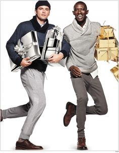 Armando Cabral, Sean OPry + More Celebrate Holidays with H&M image HM Holiday 2014 Campaign 003 800x1029