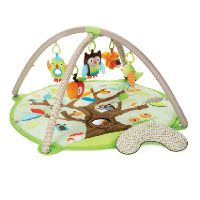 Owl Activity Toy Gym. yes, my first child will have this... whenever that is.