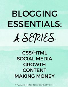 Packed with CSS/HTML tutorials, social media advice, tips to grow your blog, and much more! Blog, Blogging Business #blog