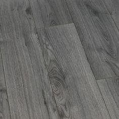 Origins 7mm Millennium Oak Grey Laminate Flooring - Save 50 ...