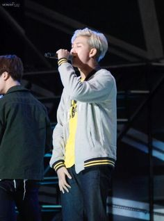 BTS Rap Monster My Love