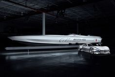 Cigarette Racing 50' Vision GT Concept Boat