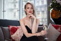 Four Christmas Party Outfit Ideas - Inthefrow