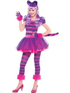 cheshire cat alice in wonderland costume - Google Search
