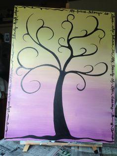Signing tree 1