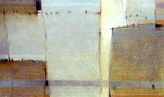 """Michael den Hertog, """"Crossing II"""", acrylic on canvas"""