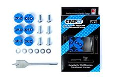 gripit tv wall mounting kit