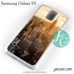 Ny The Modern City Phone case for samsung galaxy S3/S4/S5