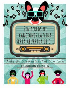 Feliz dia mundial de la musica #diadelamusica
