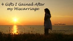 Today, I have the honor of sharing a post my friend Carol wrote about her miscarriage - which happened about this time last year. Isaiah 61, We Run, Before Us, Christian Women, Encouragement, Blessing, Breastfeeding, Pregnancy, Bible