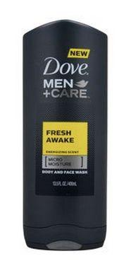 Amazon: Dove Men Plus Care Body and Face Wash (Fresh Awake 13.5 Oz) only $1.19 (reg. $9.99)